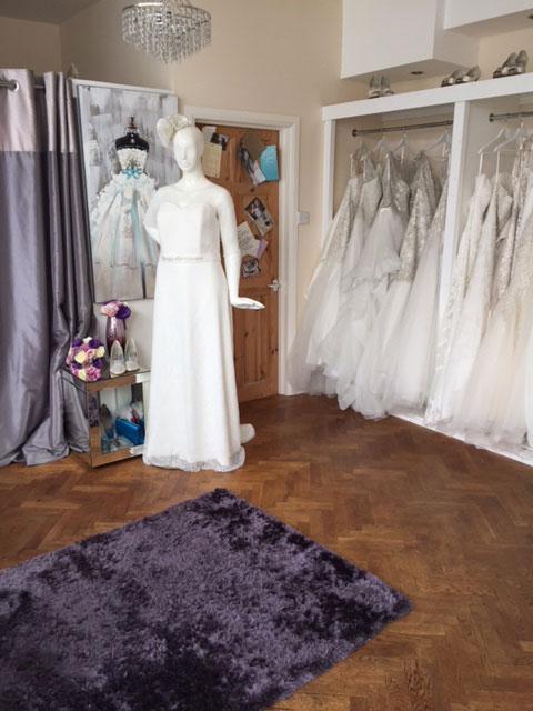 Inside Heavenly Bodies Bridal